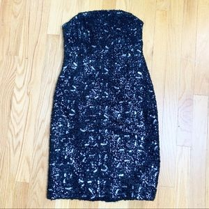 Banana Republic NWT Sequined Cocktail Dress